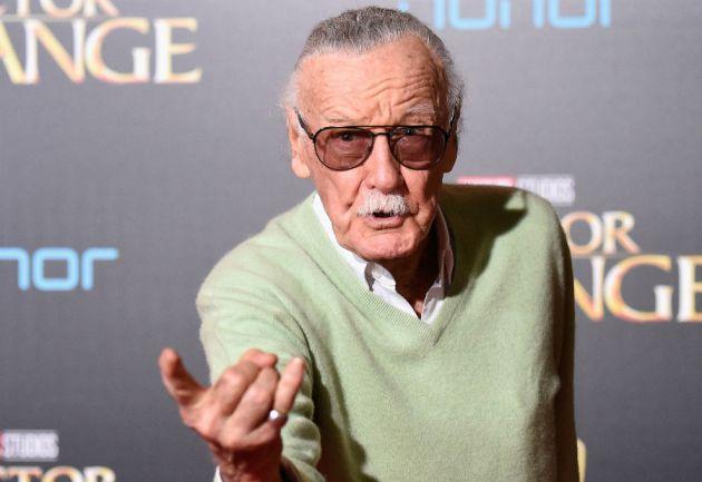 Murió Stan Lee, un ícono de los superhéroes