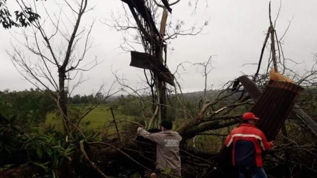 Salud Pública emitió recomendaciones de cómo actuar ante tormentas fuertes