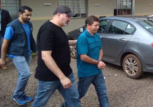 Condenaron a cinco años de prisión al ex intendente Barboza
