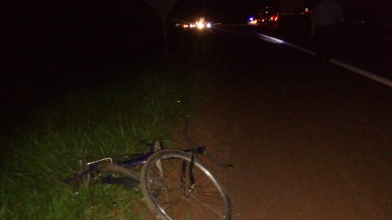 Ciclista falleció tras embestido por un rodado que se dio a la fuga en San José