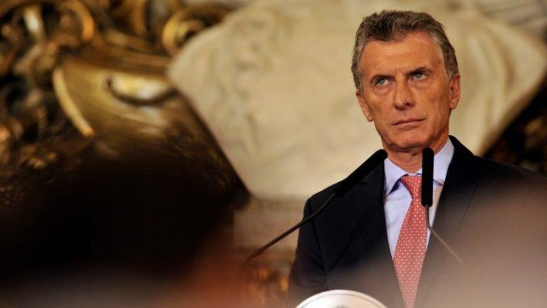 """Tras """"efecto Darthés"""", Macri impulsa una agenda de género"""