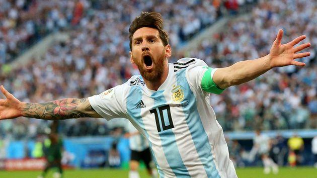 """Scaloni: """"Voy a hablar con Messi para que vuelva a la Selección"""""""