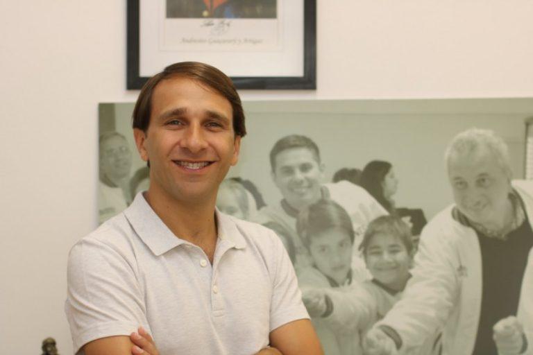 """Rafael Morgenstern: """"Misiones tiene una política deportiva a largo plazo"""""""
