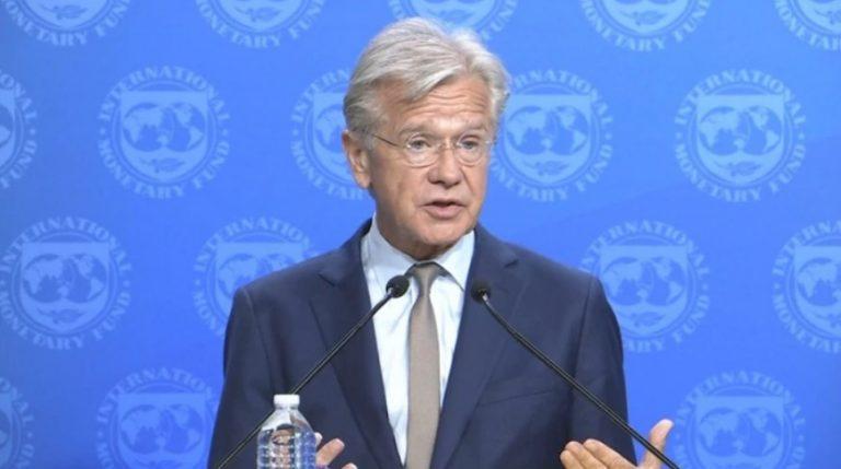 El FMI respaldó la decisión del BCRA de eliminar el piso para la tasa de interés