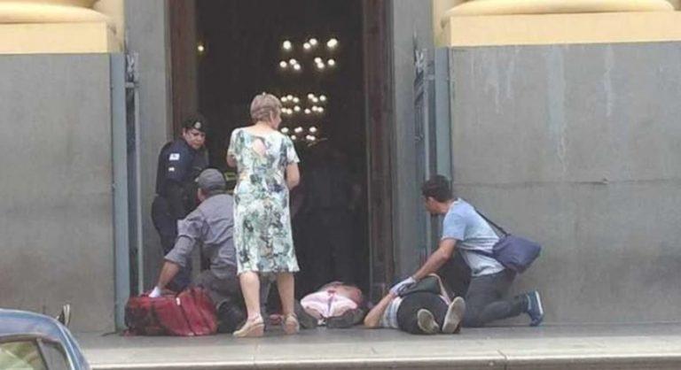 Un hombre abrió fuego en la Catedral de Campinas, en Brasil: cuatro muertos y tres heridos