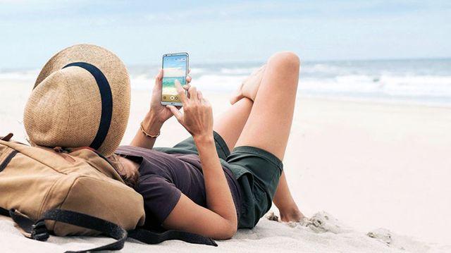 ¿Cómo proteger al celular en las vacaciones?