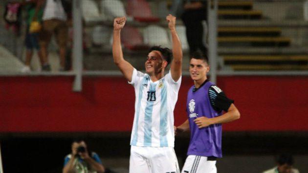 Sudamericano Sub 20: Argentina derrotó a Uruguay y sueña con la clasificación hexagonal