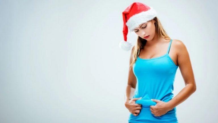 Plan de alimentación y ejercicios para resetear el cuerpo después de las Fiestas