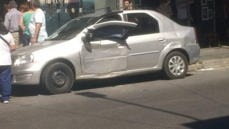 Rescataron a otra beba encerrada en un auto