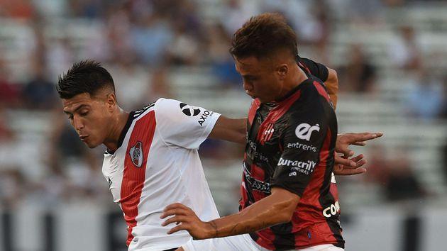 River continúa sin ganar en la Superliga: perdió ante Patronato 3 a 1 en el Monumental