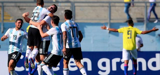 Sudamericano Sub 20: buscando acercase al Mundial de Polonia, Argentina enfrentará hoy a Venezuela