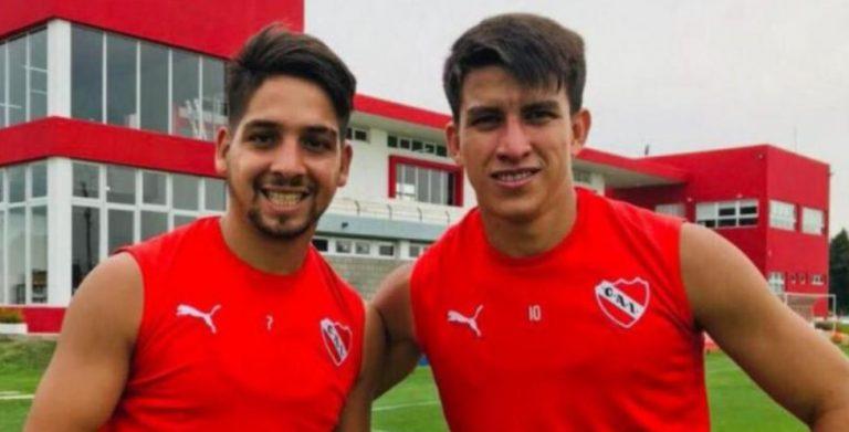 Independiente: el misionero Benítez volvió a los entrenamientos y sería titular ante Racing