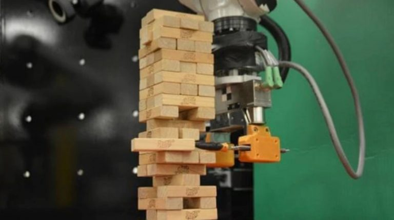 ¿Cómo es el robot que juega el Jenga y promete ser imbatible?