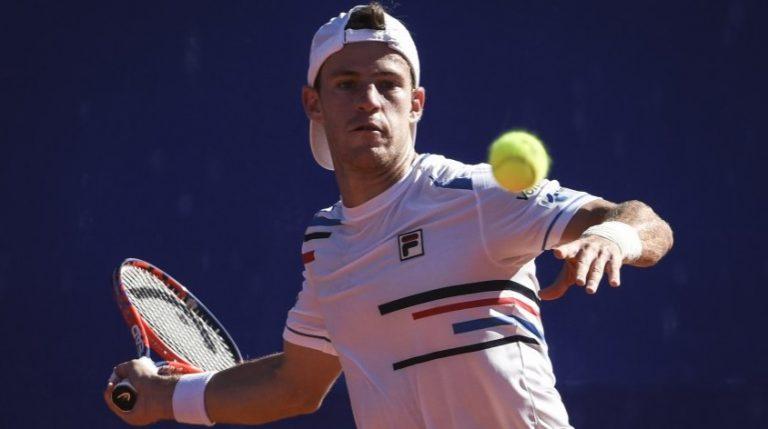 Tenis: triunfo y clasificación para Schwartzman en Acapulco
