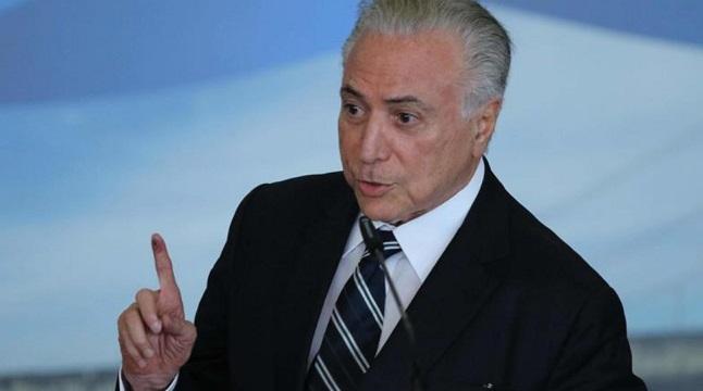 Brasil: el expresidente Michel Temer fue detenido por corrupción