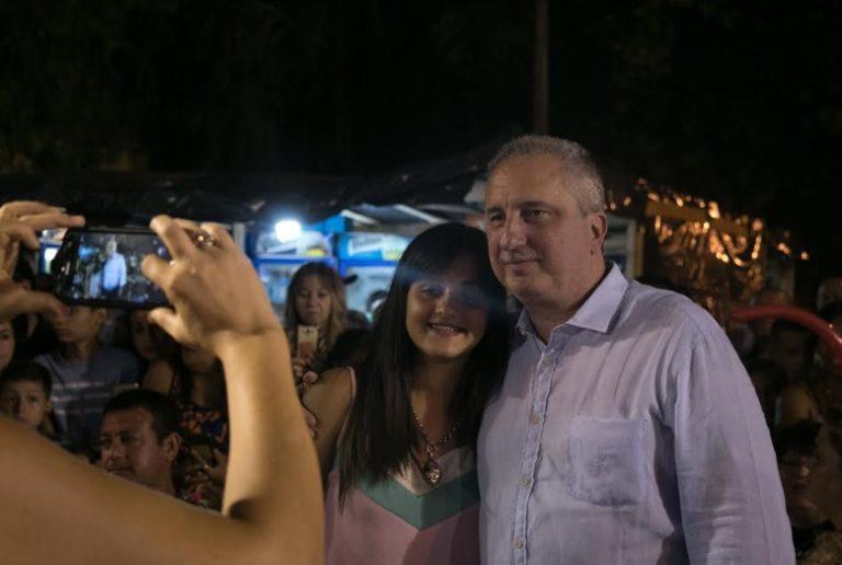 San Ignacio: gran cierre de los Carnavales misioneros con la presencia del Gobernador