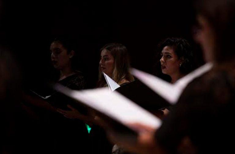 El Coro Estable del Parque del Conocimiento sale a recorrer Posadas en otoño