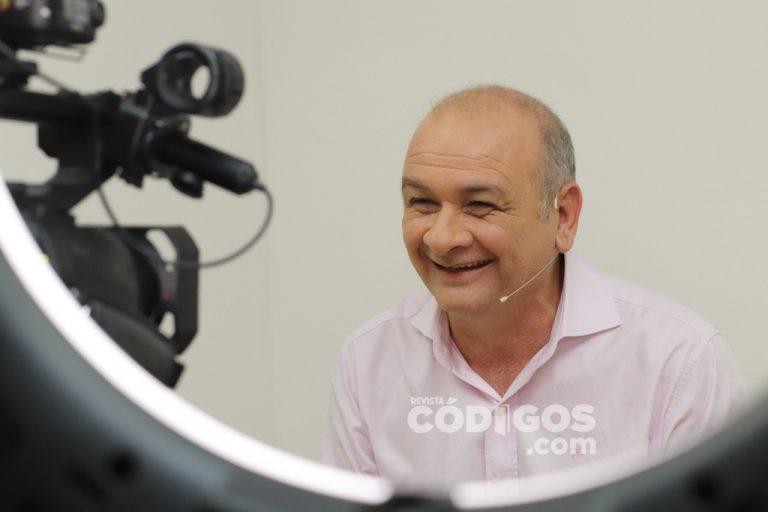 """Ricardo Wellbach: """"Misiones enfrenta la crisis nacional siendo previsible y generando confianza"""""""