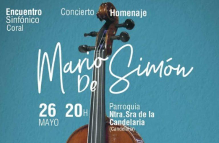 Candelaria: este domingo se llevará a cabo un encuentro sinfónico coral