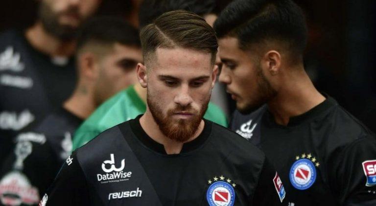 Fútbol: Alexis Mac Allister jugará en Boca