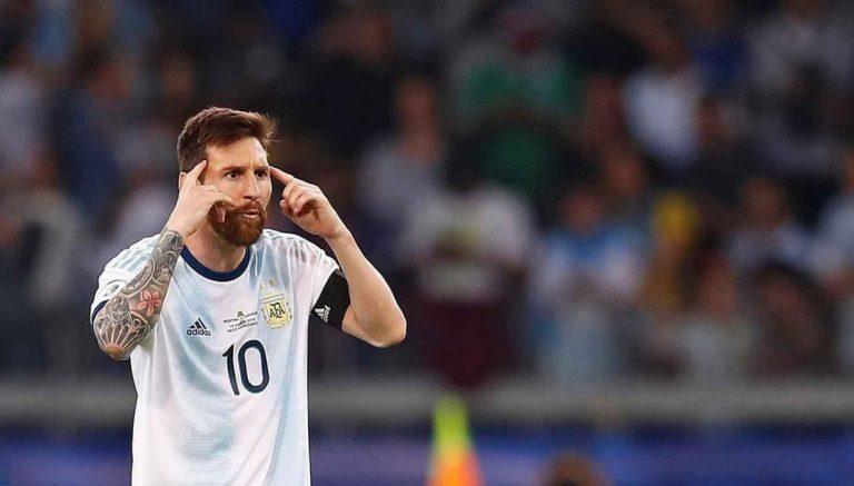 Copa América: el 11 titular con el que Argentina buscará la clasificación ante Qatar