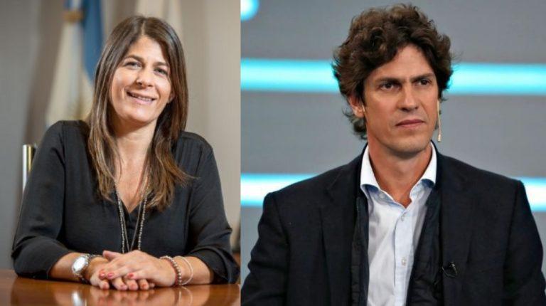 Lousteau y Tagliaferri serán los candidatos a senadores del oficialismo en la ciudad de Buenos Aires