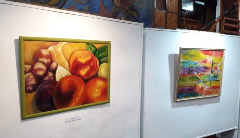 Durante los meses de julio y agosto exponen la muestra artística en Casa de la Cultura de Oberá