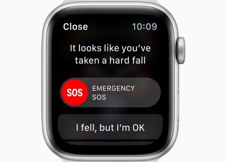 """Un reloj inteligente le """"salvó la vida"""" a un hombre de 48 años"""