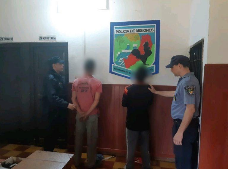 Tentativa de homicidio: capturaron a los dos sospechosos acusados de agredir a un hombre en El Alcázar