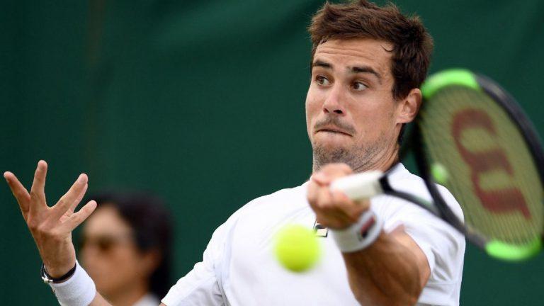 Guido Pella metió otro batacazo en Wimbledon: le ganó a Raonic y está en cuartos de final