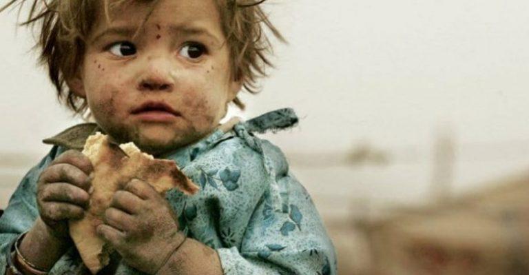 Por la crisis económica, 1 de cada 3 chicos sufre hambre en la Argentina