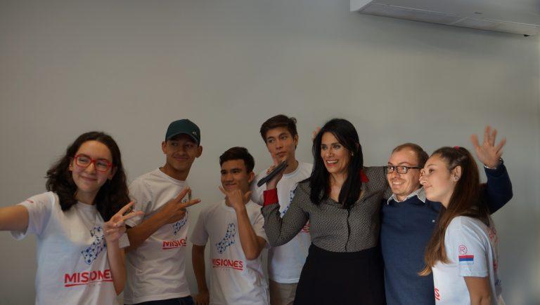 Jóvenes misioneros viajan a Buenos Aires para competir en la Copa Robótica 2019