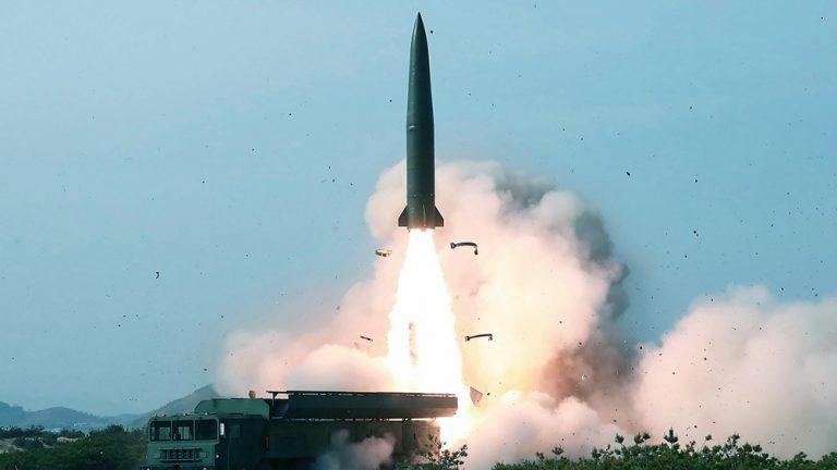 Japón: alarma por los recientes ensayos de misiles de corto alcance de Corea del Norte