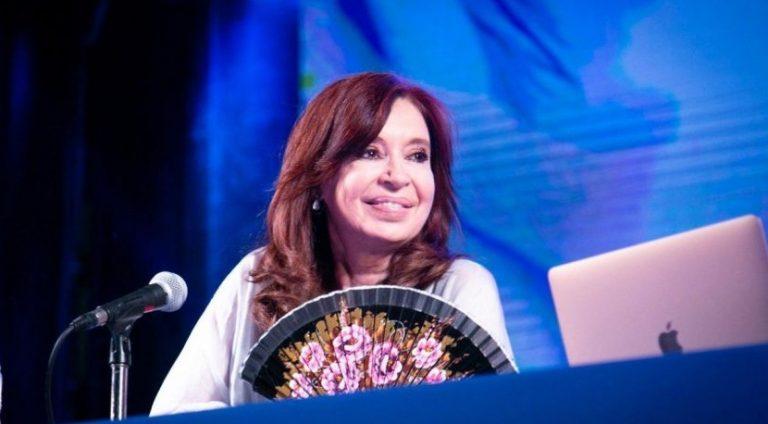 """Cristina Fernández: """"Que se hagan cargo los que levantaron estas políticas durante años y hoy tenemos estas consecuencias"""""""