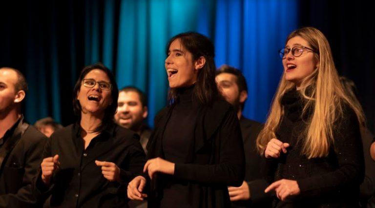 El coro del Parque del Conocimiento lleva sus voces a las parroquias