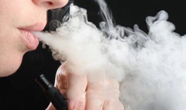 Cigarrillo eléctrico: especialistas advierten sobre las sustancias tóxicas