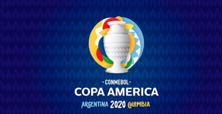 Copa América 2020: la Conmebol reveló el logo del certamen continental