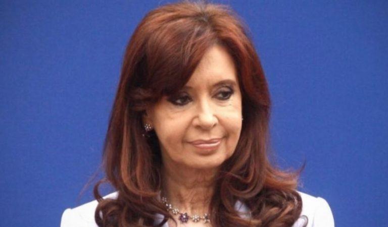 """CFK: """"Se utilizó al Poder Judicial para destruir la memoria de los pueblos"""""""