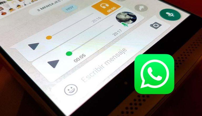 Cómo hacer para que no sepan que escuchaste el audio que te enviaron en Whatsapp