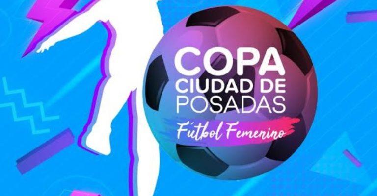 Este sábado comienza la Copa Ciudad de Posadas: participarán 16 equipos de fútbol de mujeres