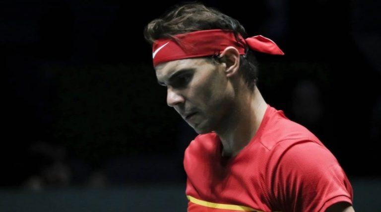 Copa Davis: Nadal derrotó a Schwartzman e igualó la serie para España