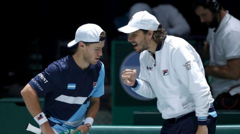 Tenis: Schwartzman cayó ante Struff y Argentina perdió su serie ante Alemania en Copa Davis