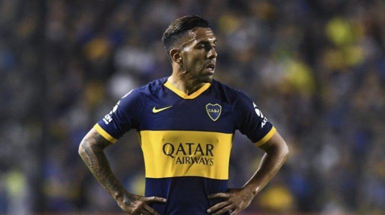 Alarma en Boca: Tevez sufrió una nueva lesión y podría perderse lo que resta del año