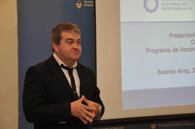 Denunciaron penalmente al administrador del FET, Marcelo Viegas Calçada