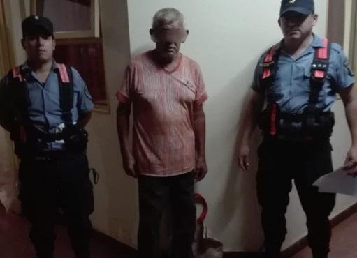 Encontraron a Carlos en Garupá: ya se encuentra con su familia
