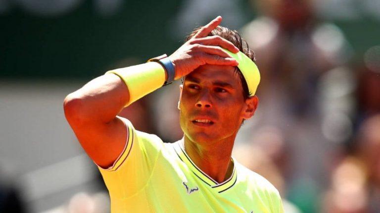 Tenis: Nadal es duda para el Masters de Londres y la Copa Davis