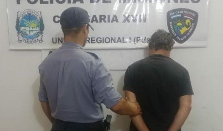 Automovilista que conducía alcoholizado fue detenido en Posadas