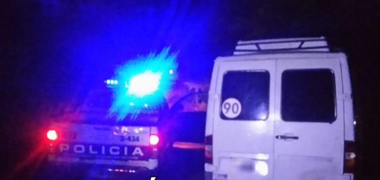 Garupá: intentó robar la camioneta de su patrón ocultándola en un descampado y terminó detenido
