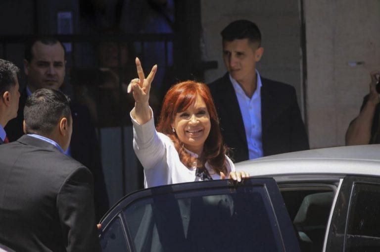 """CFK declaró durante 4 horas: """"El gobierno saliente tenía una mesa judicial que decidía quién iba preso"""""""