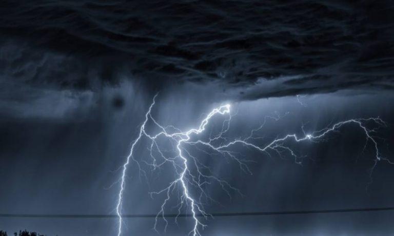 Rige el alerta por tormentas intensas, importante actividad eléctrica y ocasional caída de granizo en Misiones